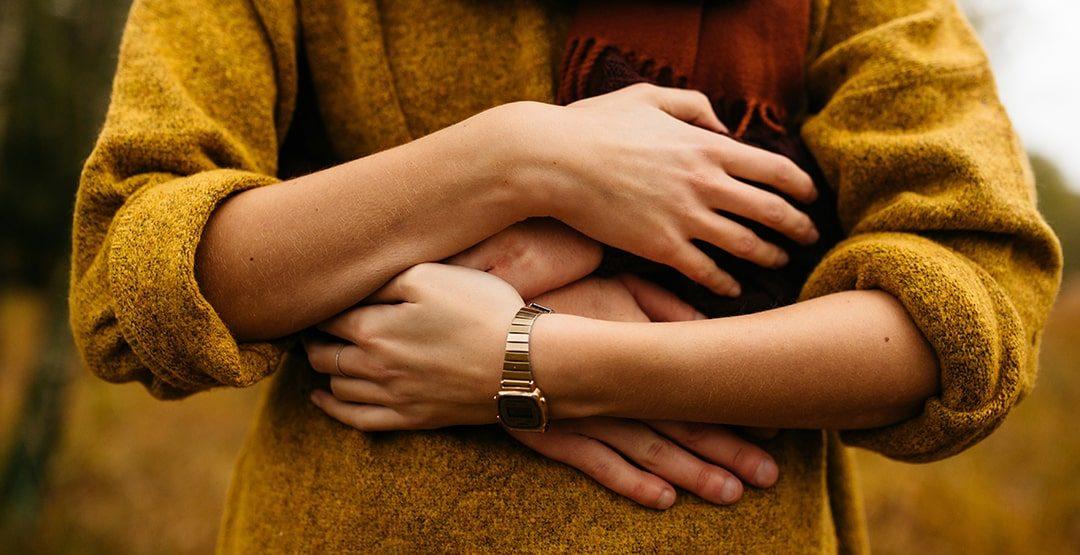 Dine arme kan fortælle, om du er sur, trist eller glad