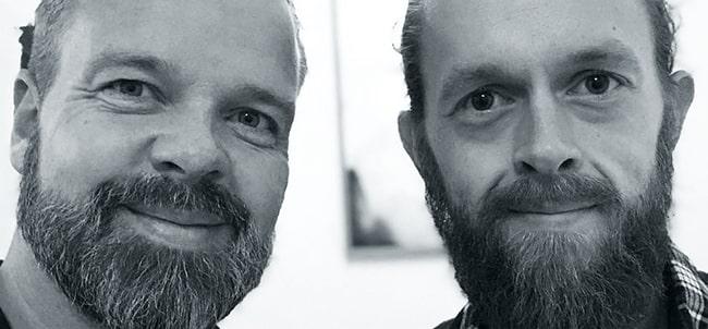 Behandling af stress og angst med kropsterapi Elias Ehlers og Marcus Heller