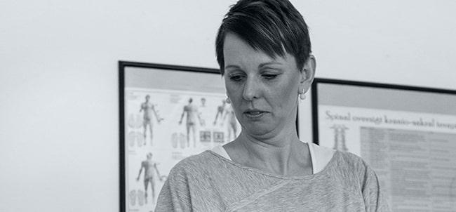 Kropsterapi og livskriser Karen Sofie Wilkie