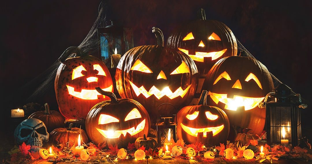 Halloween; Et raskt lille gys og en hurtig kædereaktion i kroppen