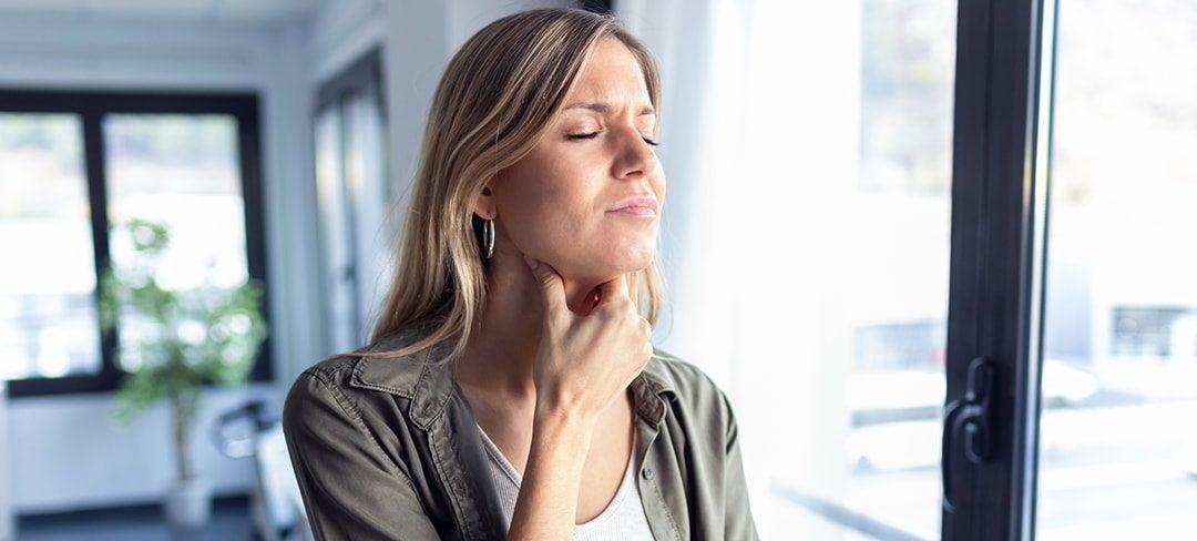 Har du spændinger i halsen?